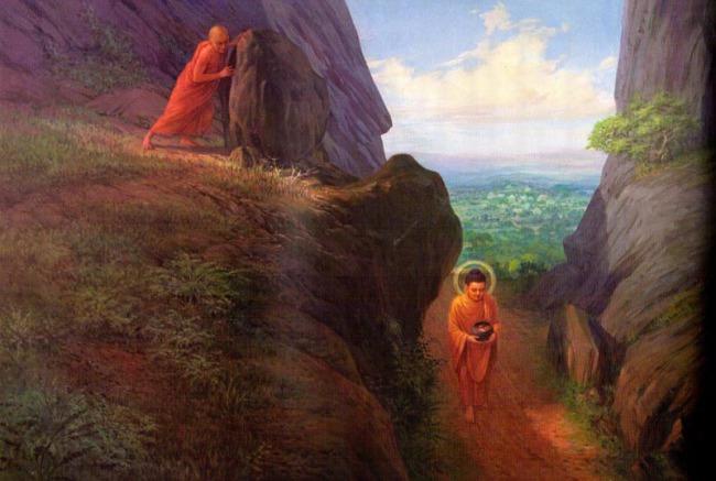 glaubte buddha an wiedergeburt